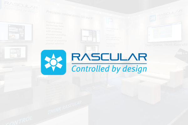 RASCULAR IBC 2017 PREVIEW – STAND NO: 6.C19