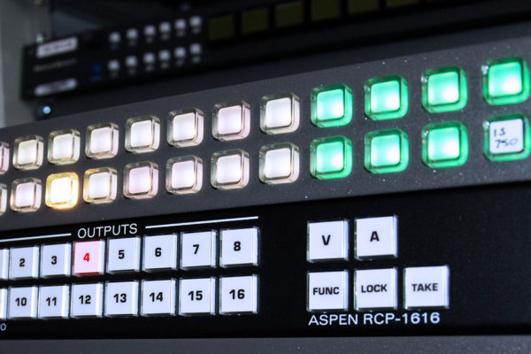 Rascular and Crystal Vision demonstrating multi-vendor IP system compatibility at IBC 2018